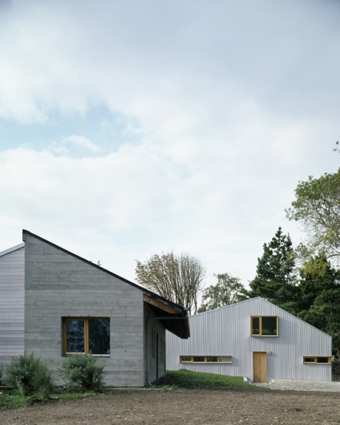 House & Greenbox Studio